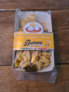 Bertagni Fresh Four Cheese Tortelloni 250g