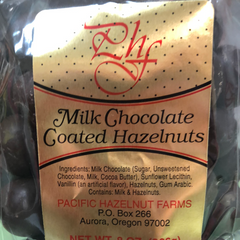 Milk Chocolate Coated Hazelnuts
