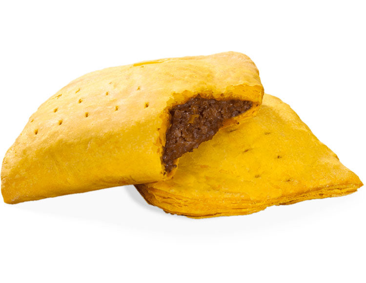 Beef Jamaican Patties