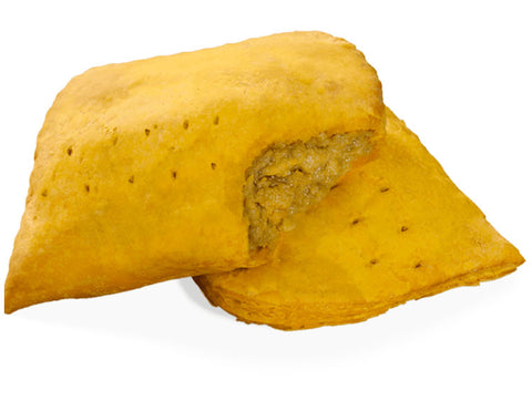 Chicken Jamaican Patties