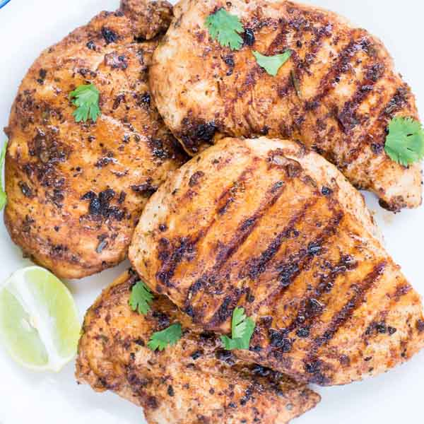 Grilled Chicken Breast (1lbs)