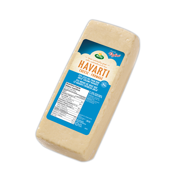 Havarti Light (1/2lbs)