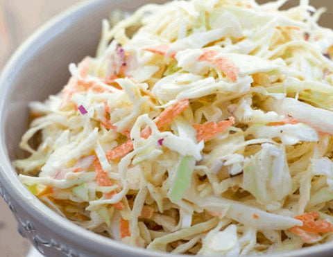 Moishes Coleslaw