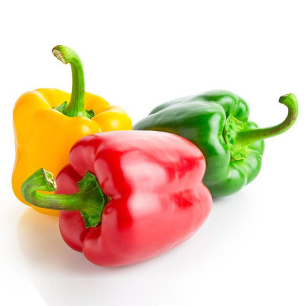 Mixed Peppers (3 units)