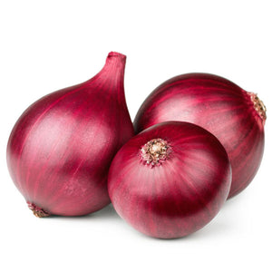 Onions - Red (3 units)