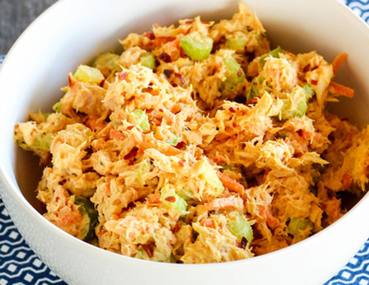 Spicy Tuna Salad