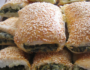 Spinach Knish