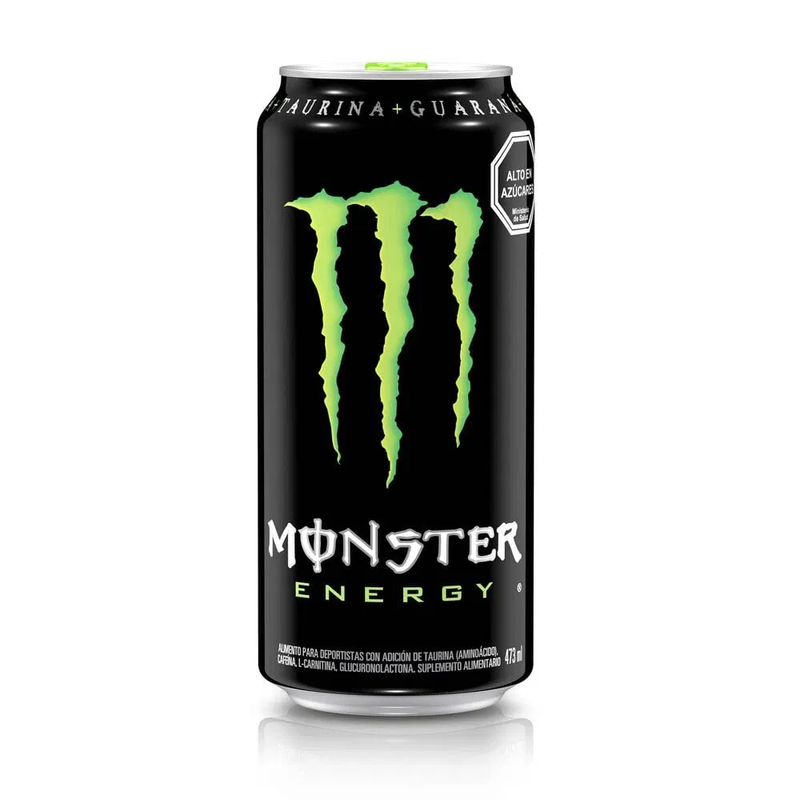 ENERGIZANTE MONSTER ENERGY LATA 473 ML