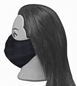 Classic Reversible Mask - Black and Grey