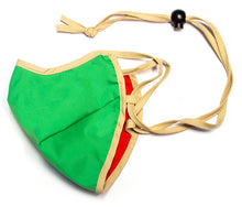 Load image into Gallery viewer, Universal Reversible Mask - Green / Red