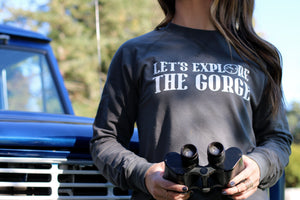 Adventure Pullover - Let's Explore the Gorge
