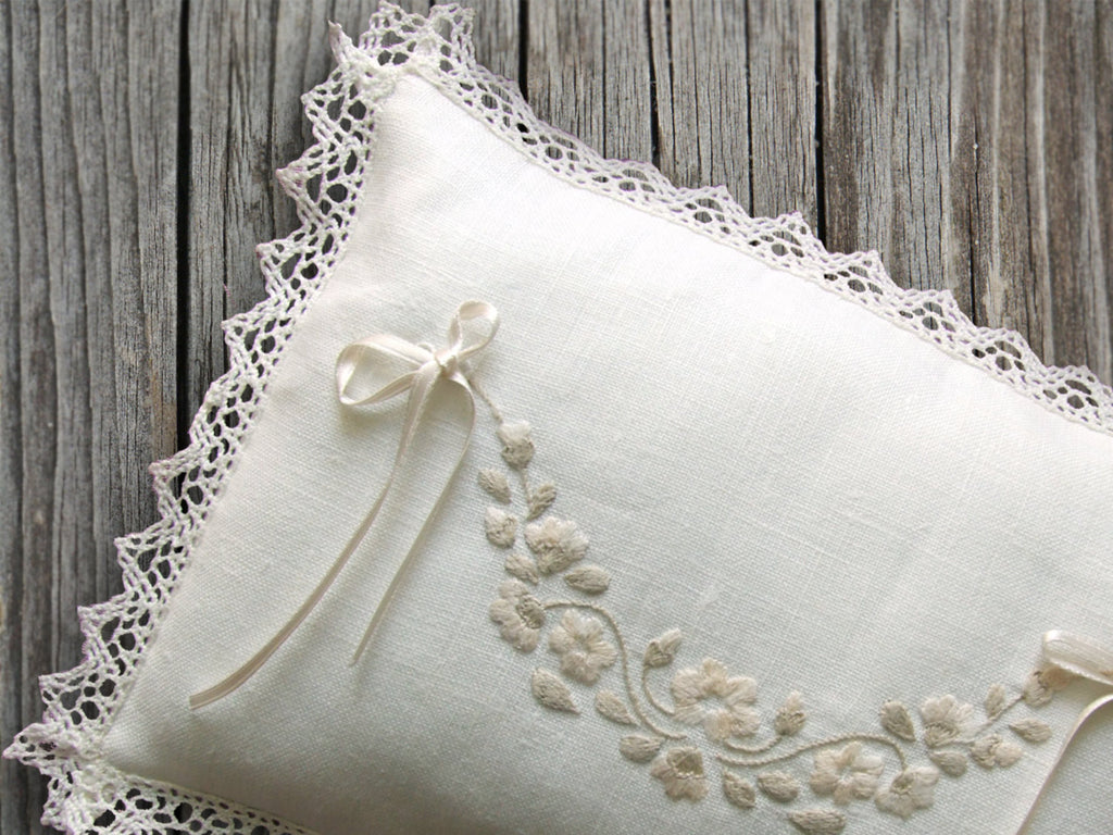 ring pillow wedding engagement products my party friend