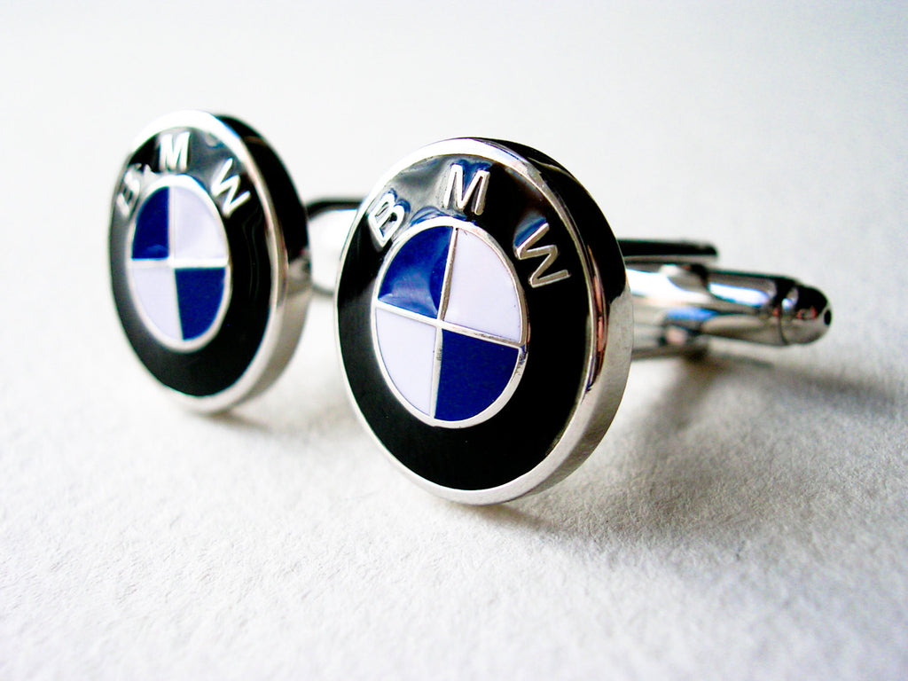 BMW Cufflinks - Stainless steel