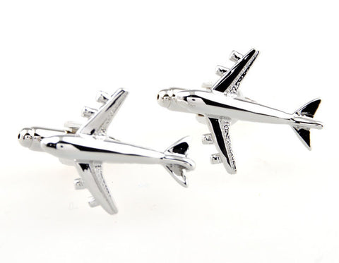 Plane Styling Novelty Cufflinks