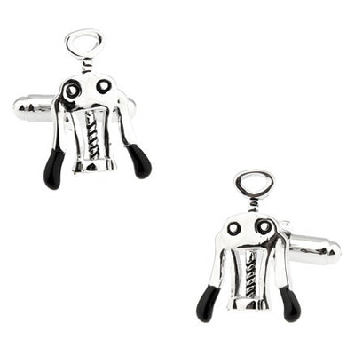 Bottle opener novelty Cufflinks - 1 pair