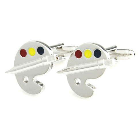 Painter novelty Cufflinks - 1 pair