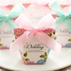 30 Pcs Floral Wedding Favors Candy Boxes