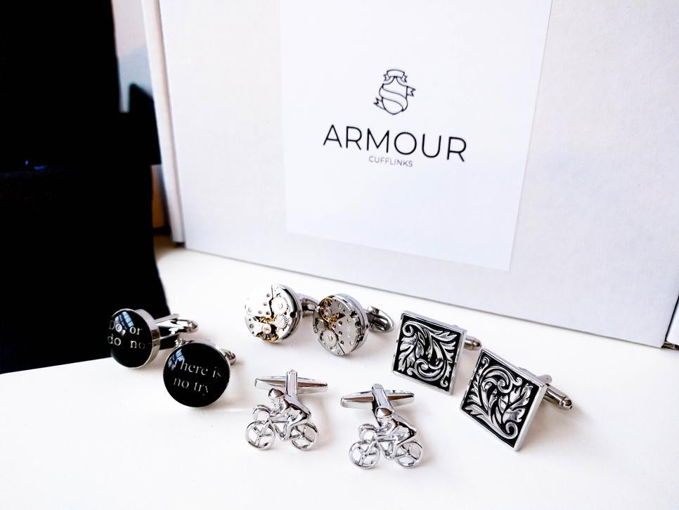 cufflinks subscription box