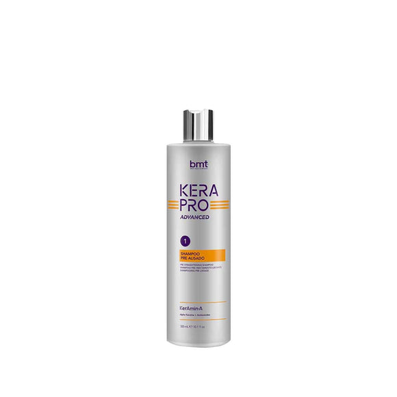 Shampoo Keratina Pre Alisado BMT Kerapro Advanced 300ml - Kokoro MX