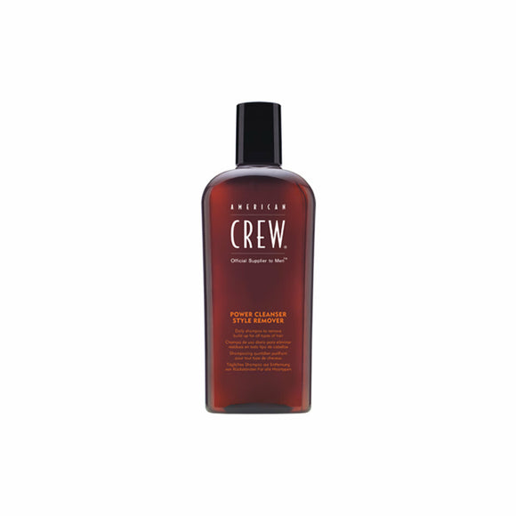 American Crew Shampoo Power Cleanser Style Remover 250ml - Kokoro MX
