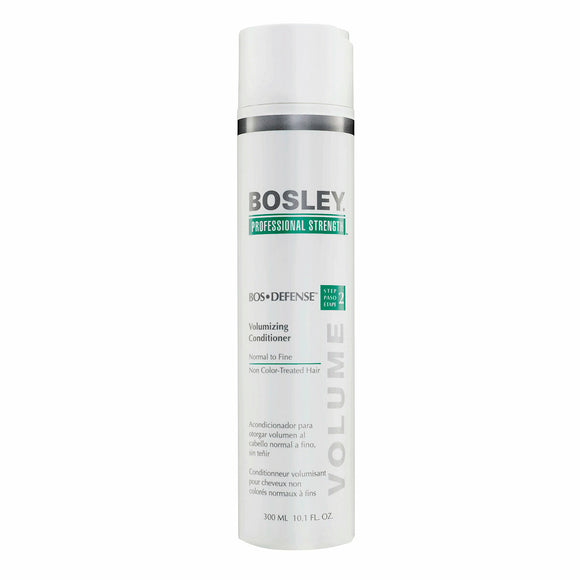 BOSLEY BOS Defense Acondicionador For Non Color-Treated Hair 300ml - Kokoro MX