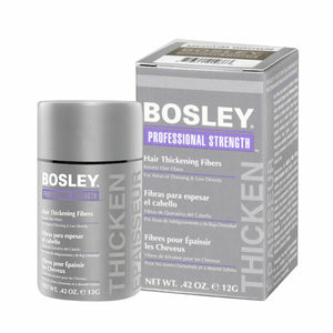 BOSLEY Hair Thickening Fibers Medium Brown - Kokoro MX
