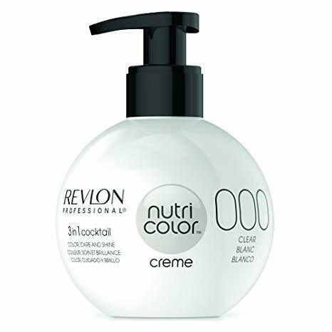 Revlon Nutri Color Creme 000 Clear 270ml - Kokoro MX
