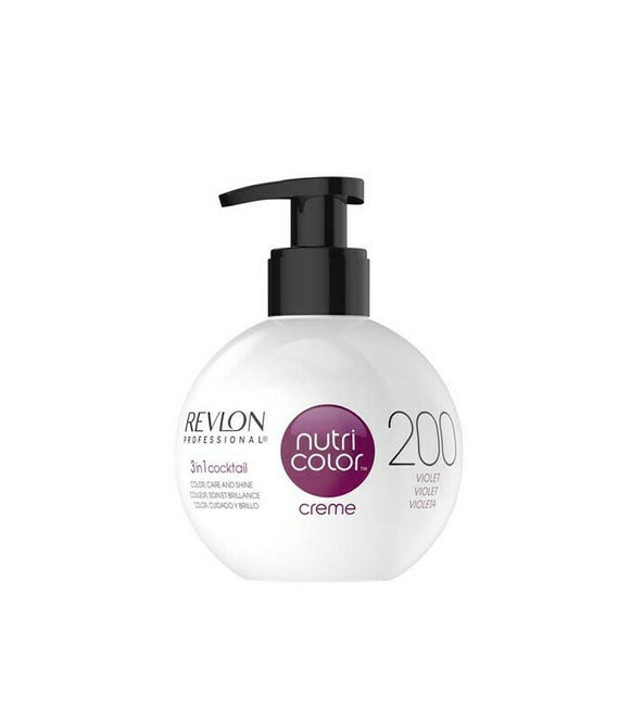 Revlon Nutri Color Creme 200 Purple 270ml - Kokoro MX