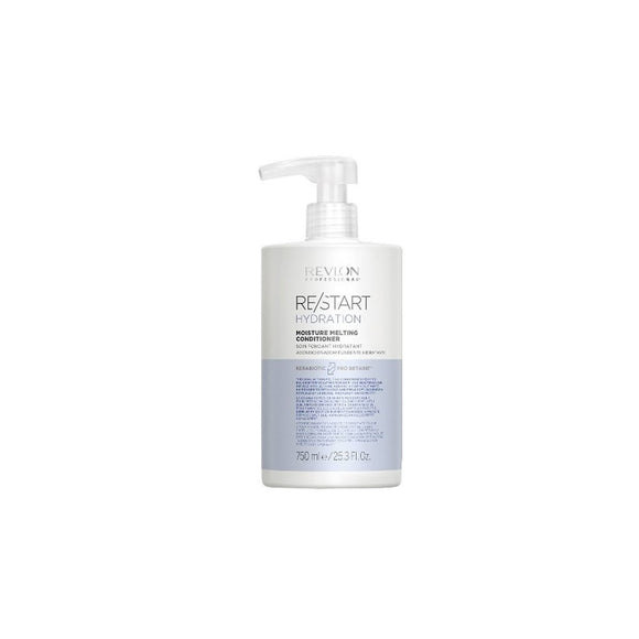 Acondicionador Fundente Hidratante Revlon Restart Hydratation Moisture Melting Conditioner 750ml