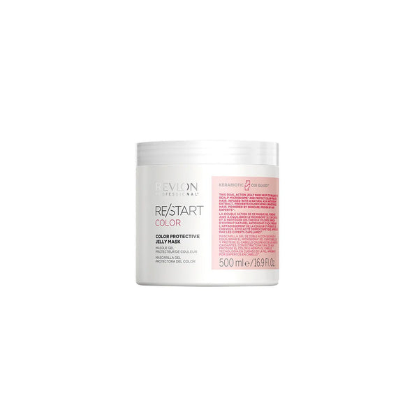 Mascarilla Protectora de Color Revlon Restart Color Protective Jelly Mask 500ml