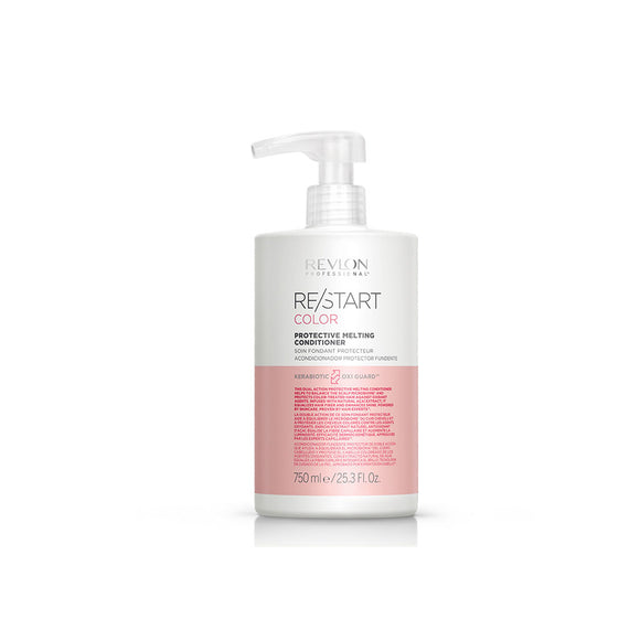 Acondiconador Fundente Protector de Color Revlon Restart Color Protective Melting Conditioner 750ml