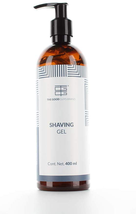THE GOOD GUYS SHAVING GEL  400ML - Kokoro MX