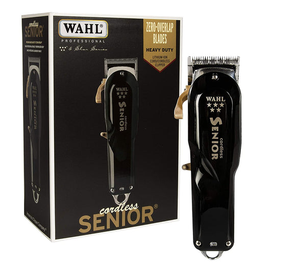 Wahl Maquina Senior Recargable 5 Star