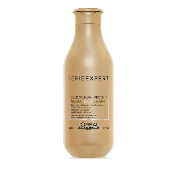 Absolut Repair Gold Acondicionador 200 ml - Loreal Paris