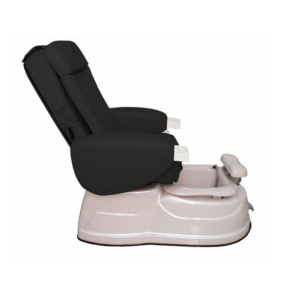 SILLA SPA PEDICURE SHIATSU BLACK MO8171N - Kokoro MX