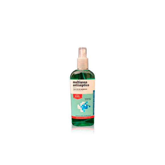 Sanitizante Spray Multiusos Antiséptico 1% 240ml - Kokoro MX