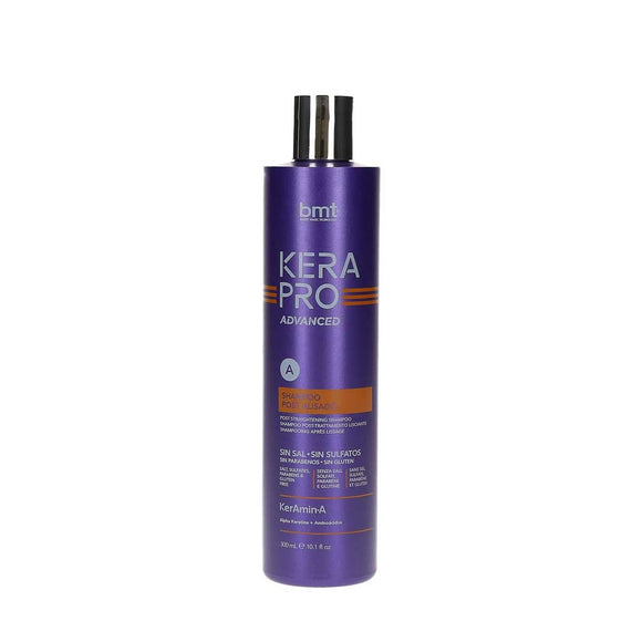 Shampoo Keratina Post Alasiado BMT Kerapro Advanced 300ml - Kokoro MX