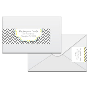 Envelope Sample Wrap Address Labels