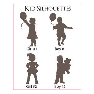 Little Kid Birthday Stickers