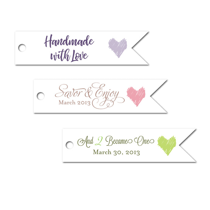 Mini Flag Tags