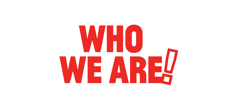 Who Are We and What Do We Do?
