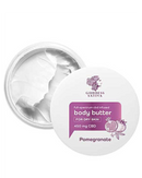 Body Butter for Dry Skin Pomegranate 450 mg CBD, 100 ml - GETCBD
