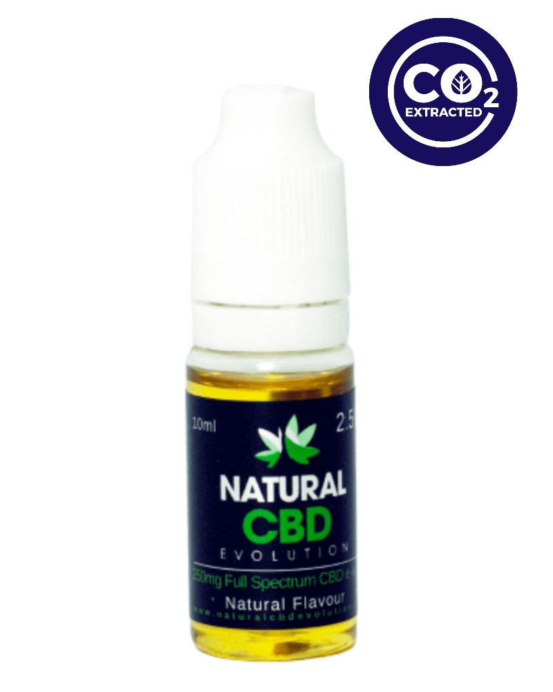 CBD E-Liquid Natural Flavour - GETCBD