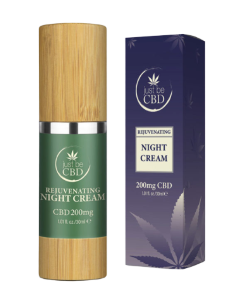 Rejuvenating Night Cream - GETCBD