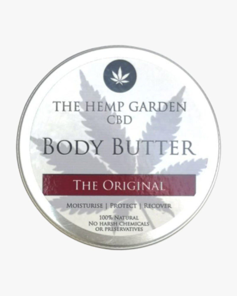 Hemp Body Butter – 60ml - GETCBD