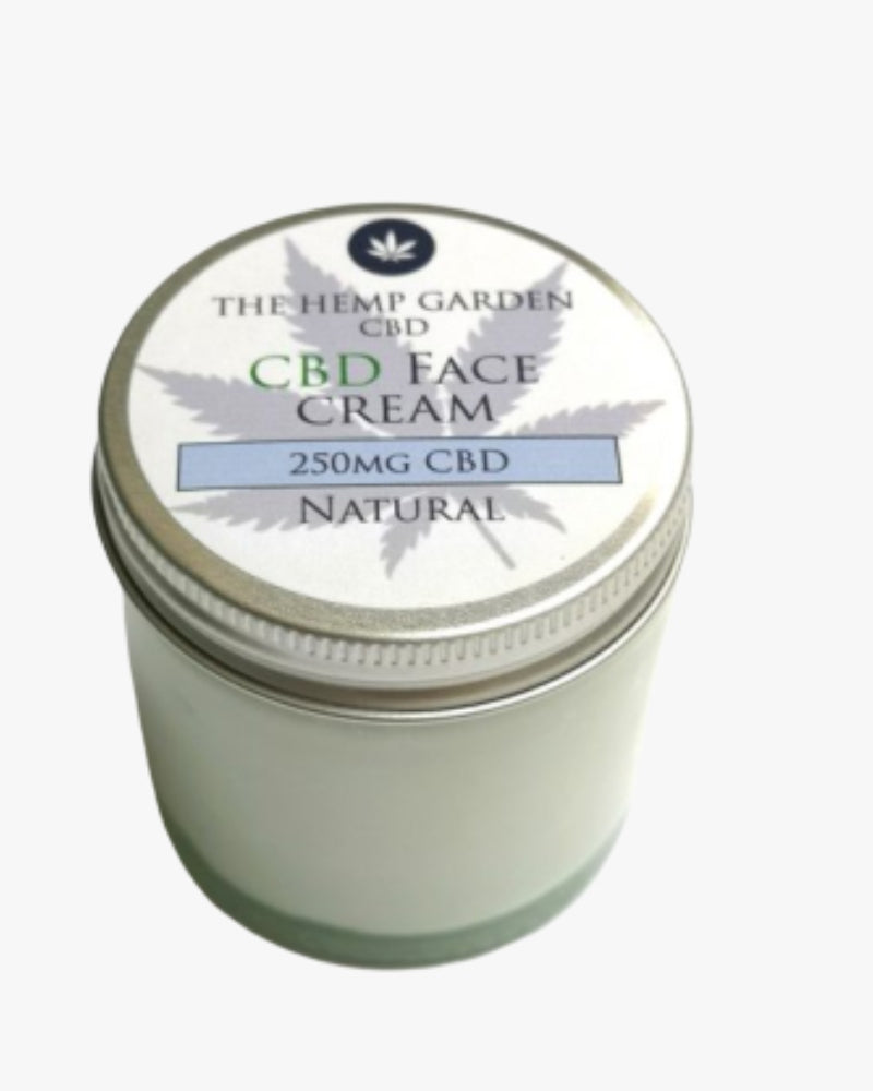 CBD Face Cream – 250mg – 60ml - GETCBD
