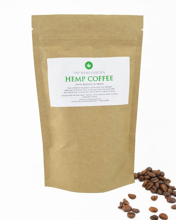 Hemp Coffee – 100g - GETCBD