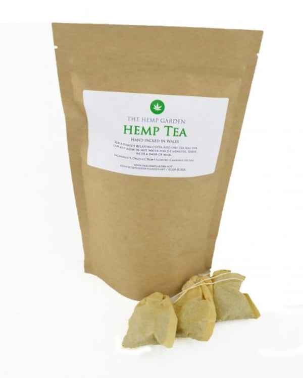 Hemp Tea – 30g - GETCBD