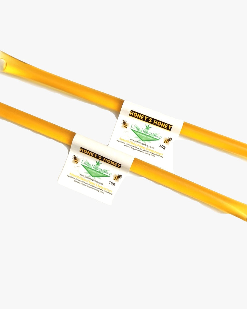 CBD Honey Sticks – 5.5mg CBD - GETCBD