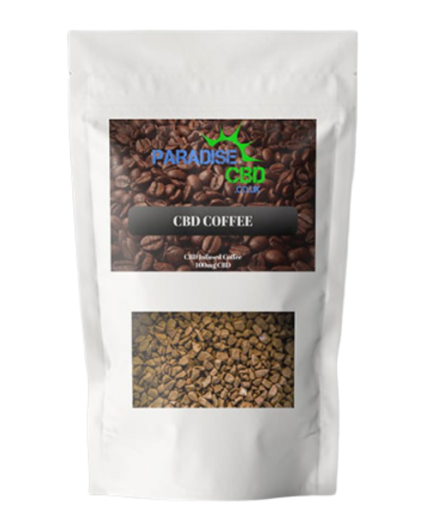 CBD Infused Coffee - 100 mg - GETCBD